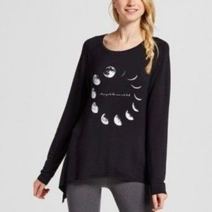 I love you to the moon and back sweatshirt S